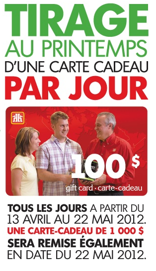 Home Hardware Concours