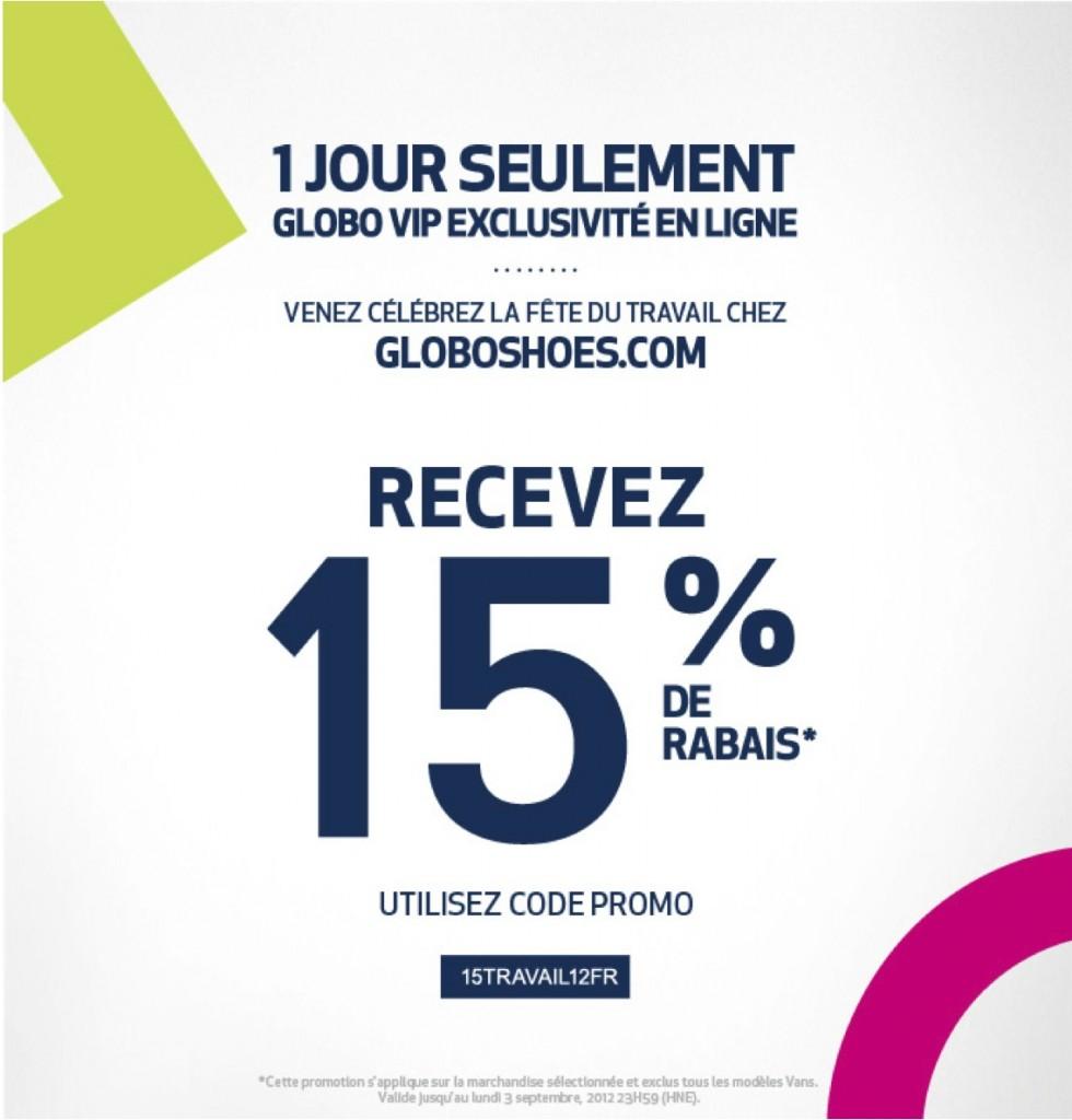 Globo coupon