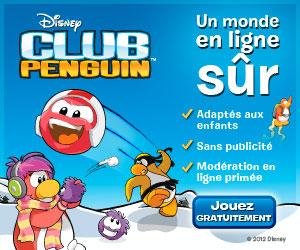 Offre de jeux gratuits avec disney club penguin smart - Jeux de club penguin gratuit ...