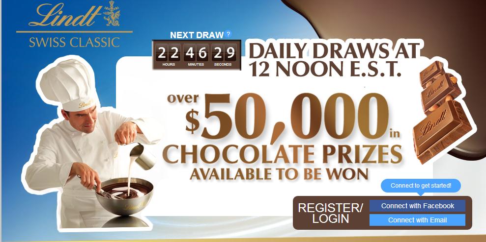 Chocolat lindt coupons rabais